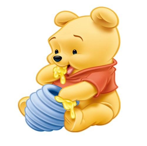 500x499 Winnie The Pooh Clipart