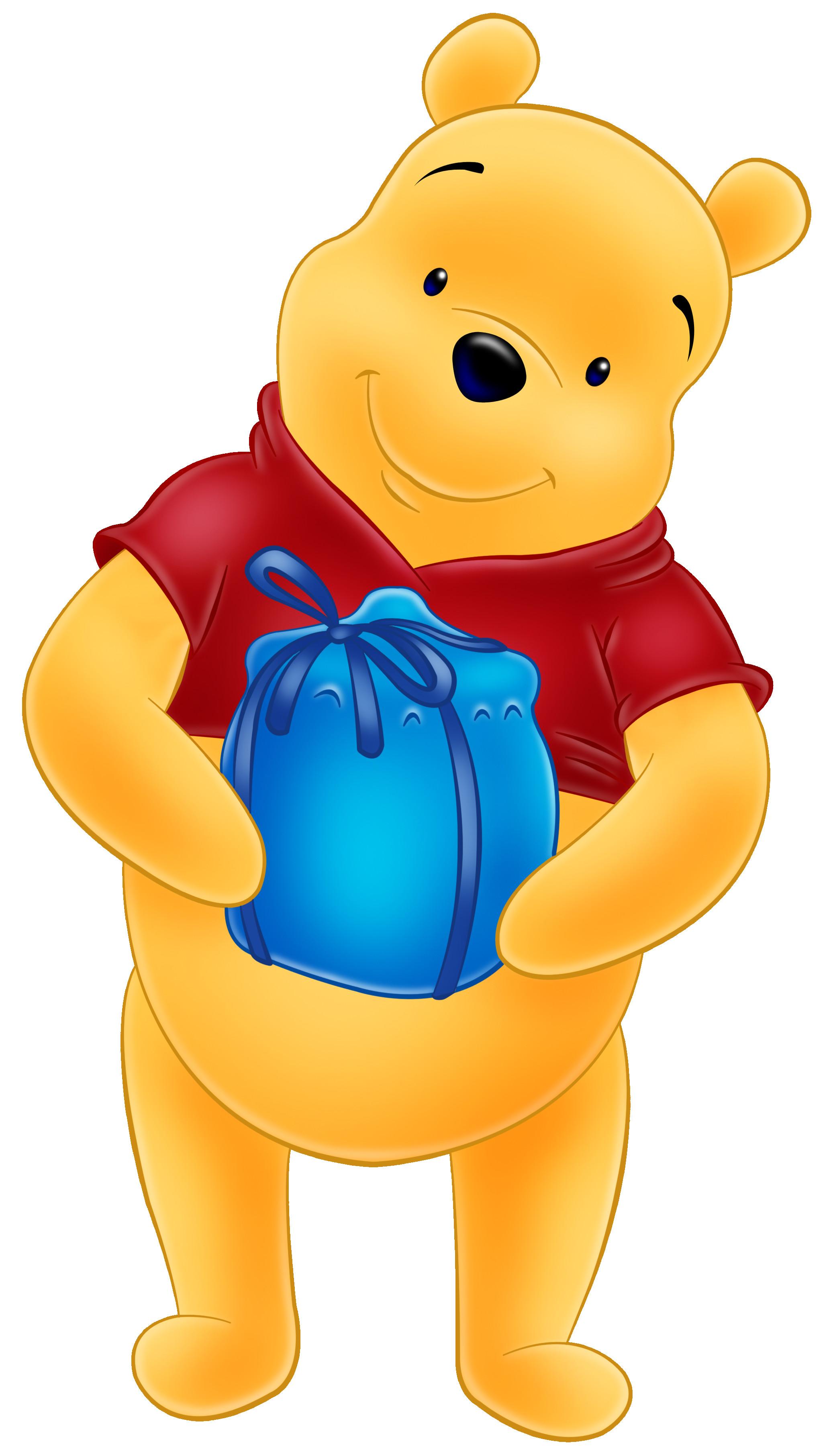 2079x3626 Winnie The Pooh Clipart