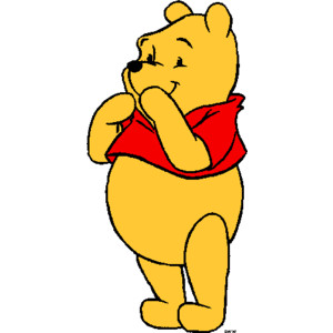 300x300 Winnie The Pooh Clipart Clipart Panda
