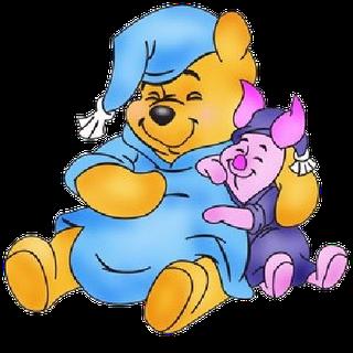 320x320 Winnie The Pooh Clipart Pajamas