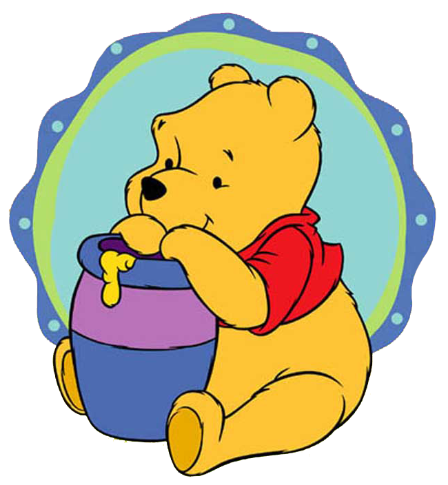 650x704 Winnie The Pooh Clipart Images Collection