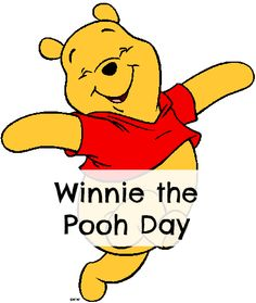 236x279 Winnie The Pooh Day Of The Week Clipart