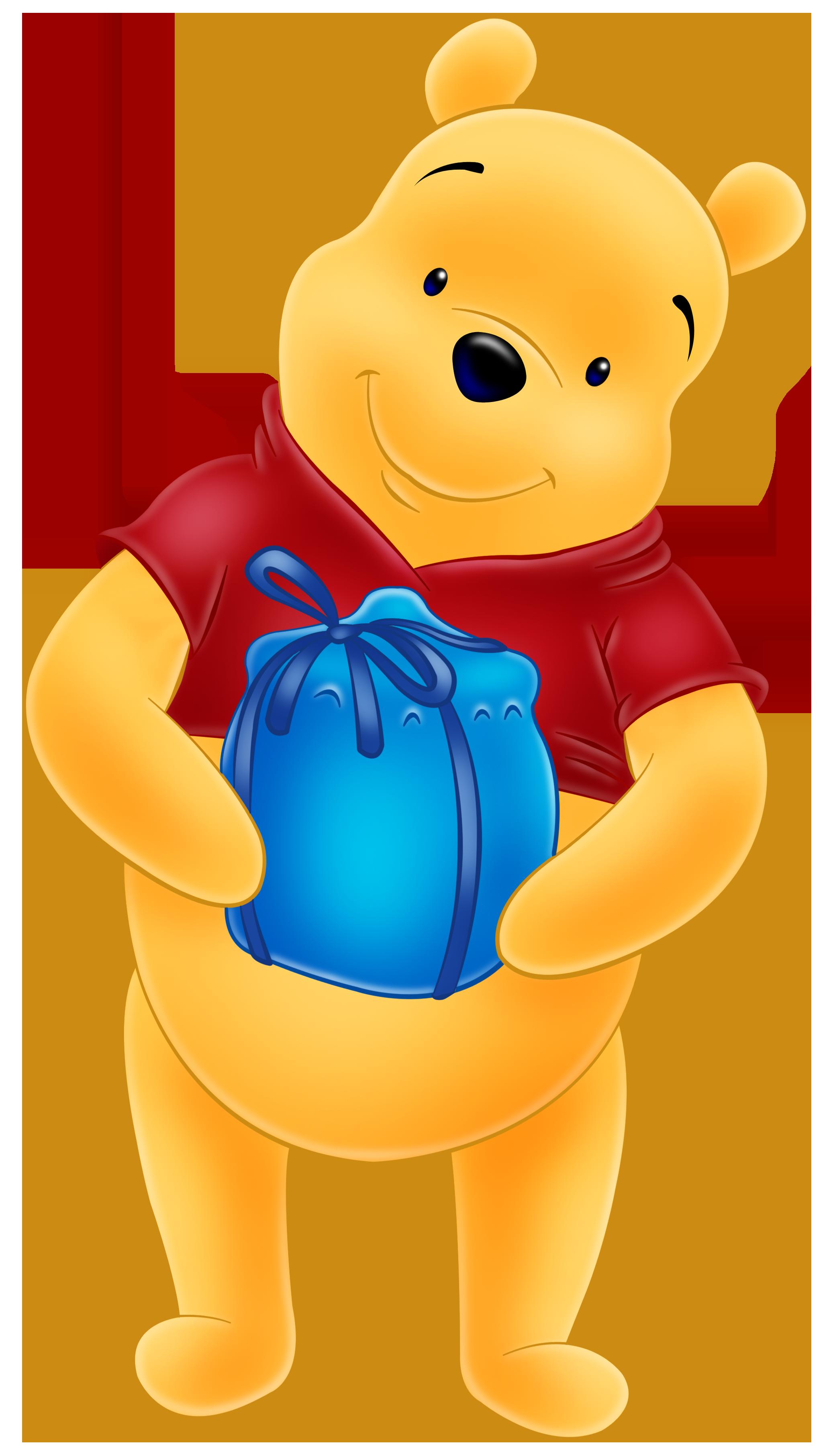 2079x3626 Winnie The Pooh Clipart Sleepy