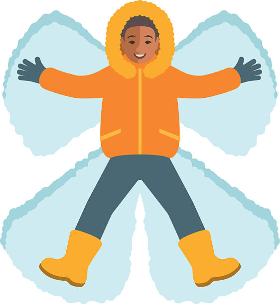 562x612 Winter Clipart Angel