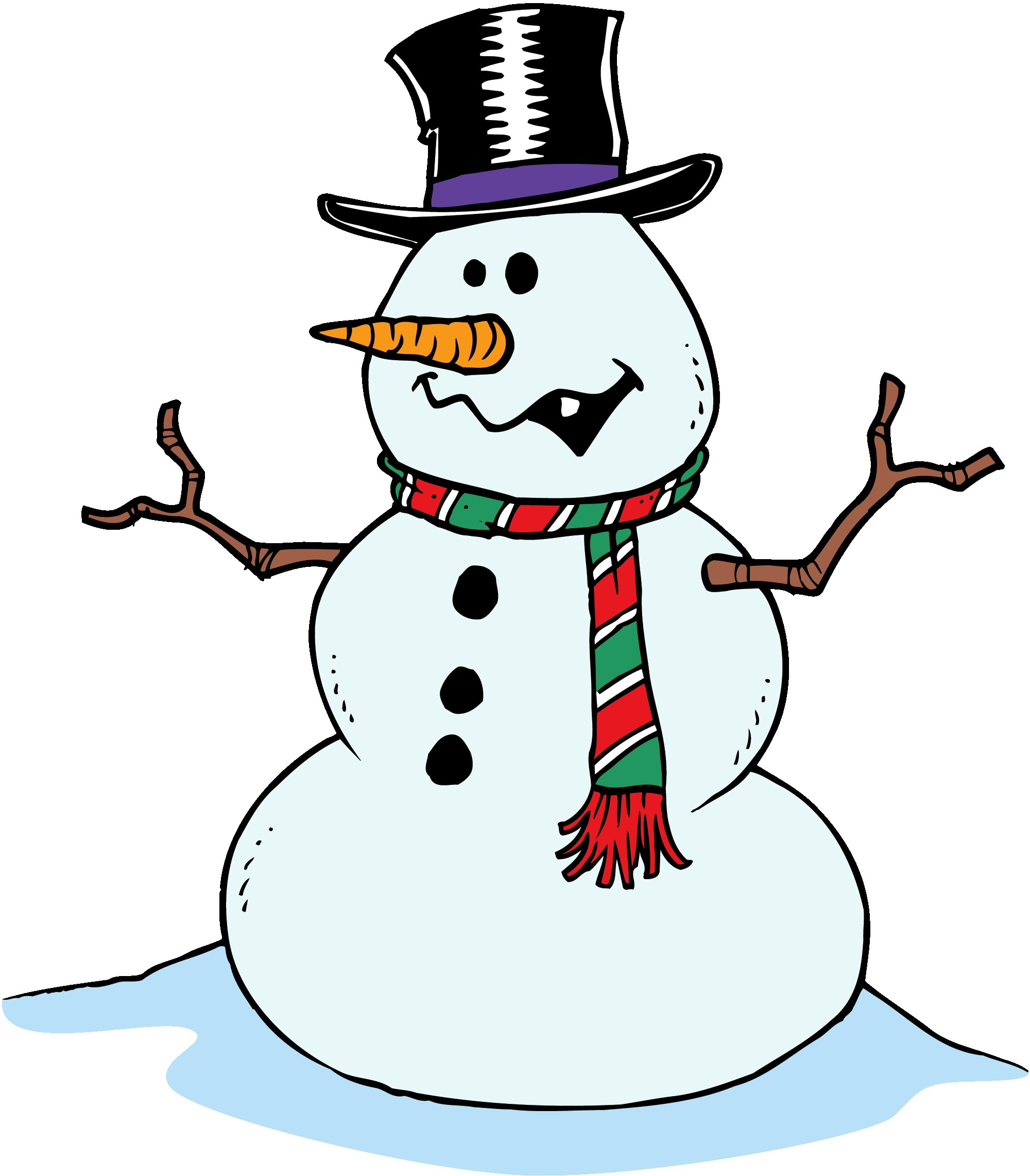 2000x2282 Winter Clipart Clipart Cliparts For You