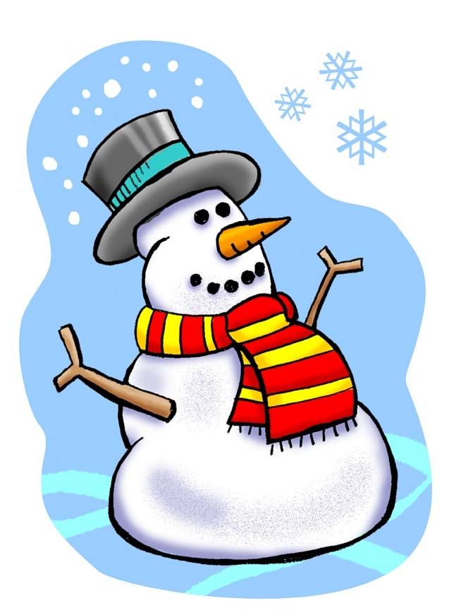637x864 January Free Winter Clipart Free Clip Art Images Image 0