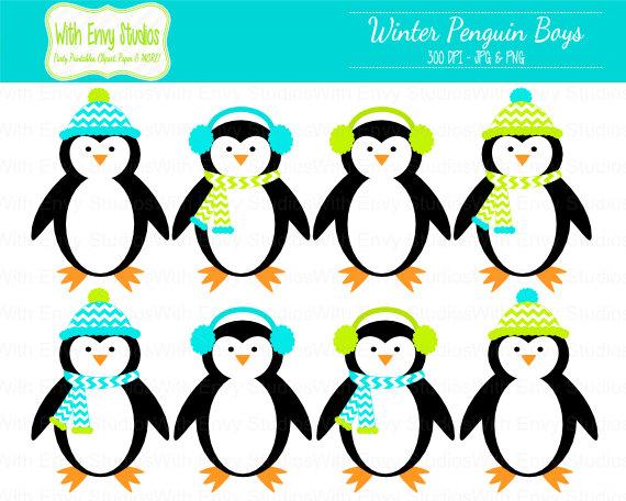 570x456 Items Similar To 50% Off Penguin Digital Clipart
