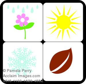 300x293 Spring In Winter Clipart