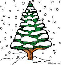 198x213 Free Seasons Clip Art By Phillip Martin, Winter Scene