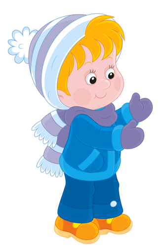 Winter Clipart For Kids