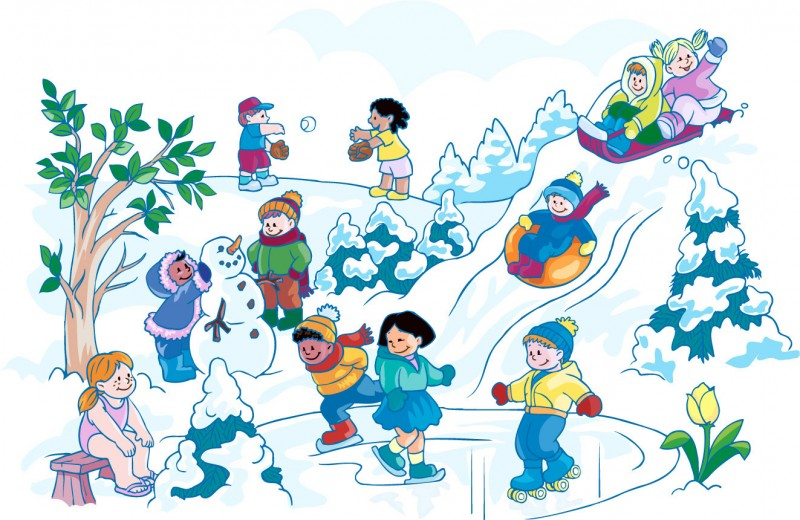 800x520 Winter Pictures For Kids