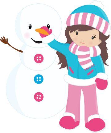 360x428 Clipart Images Of Winter Wonderland