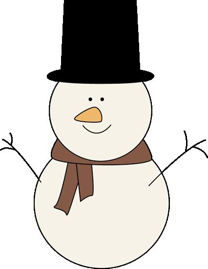 426x550 Winter Clip Art