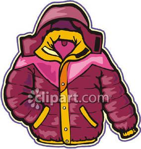 284x300 Free Clip Art Winter Coats