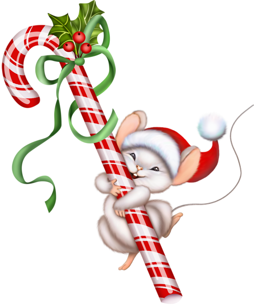 500x600 Christmas Mouse Clip Art Gallery Free Clipart Christmas