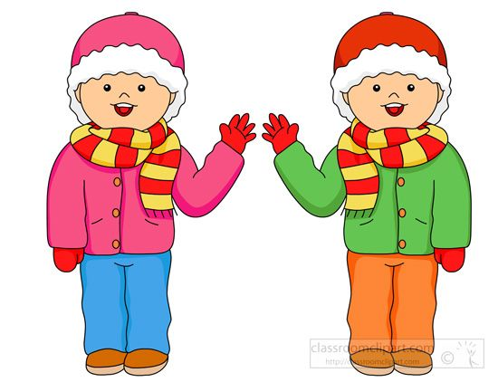 550x422 Winter Clothes Clipart Winter Clothes Clipart Images Clipartfest 3