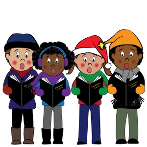 300x300 Person Clip Art For Christmas Fun For Christmas