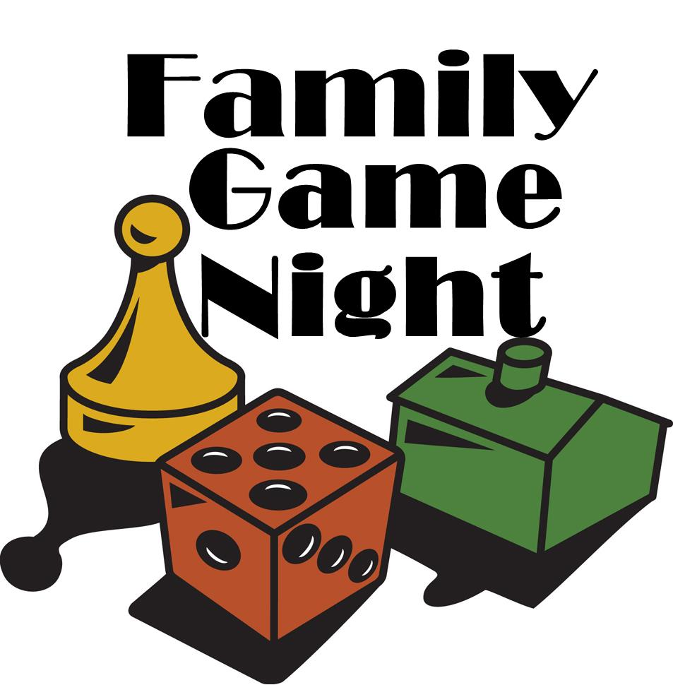 953x970 Winter Game Night Clipart