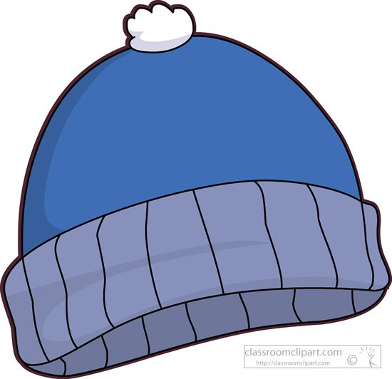 550x532 Holiday Clip Art Of Knit Hat