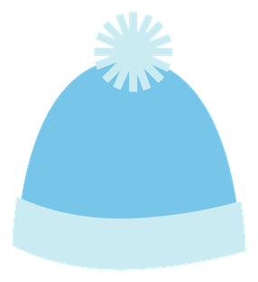 286x312 Winter Blue Hat Clip Art Clip Art
