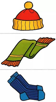 236x432 Winter Hat And Mittens Clip Art Clip Art