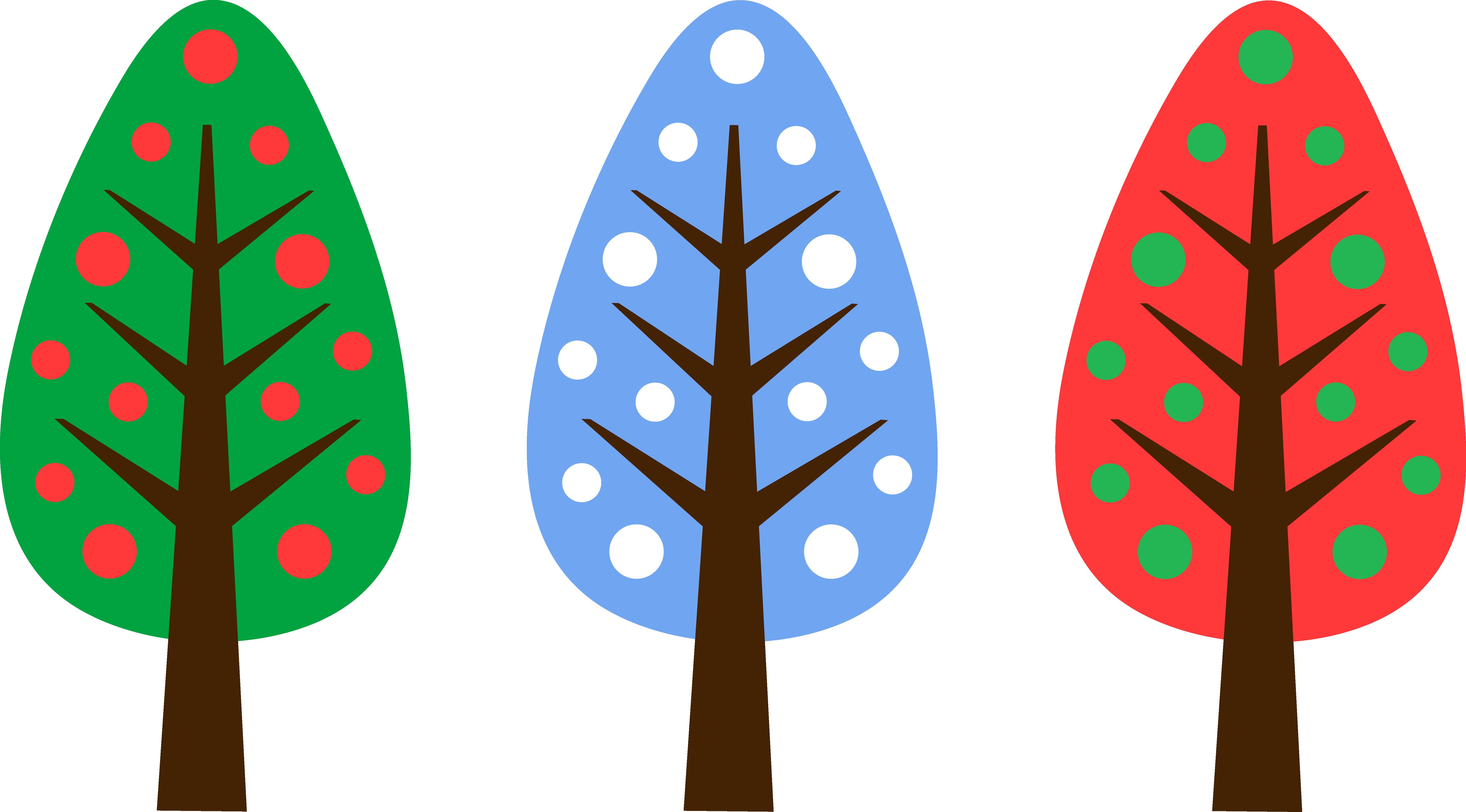 6887x3814 Free Winter Holiday Clip Art