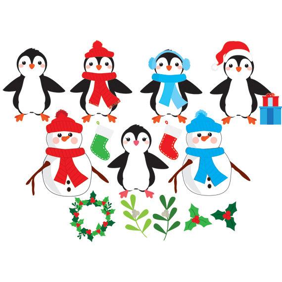 570x570 Penguin Clipart