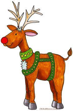 236x359 Reindeer Clipart Winter Holiday