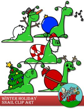 270x350 Snail Christmas Winter Holiday Clipart Winter Holidays, Snail