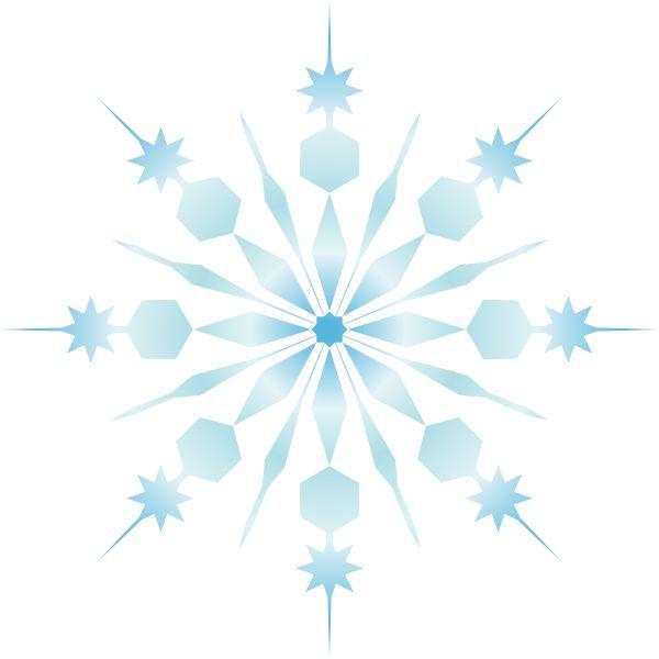 600x600 Snow Clipart Small Snowflake