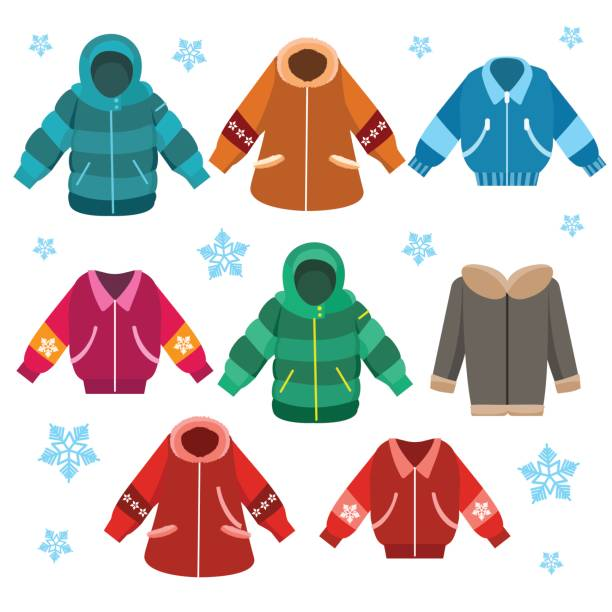 612x612 Winter Coat Clipart 8276 Fashion Trends