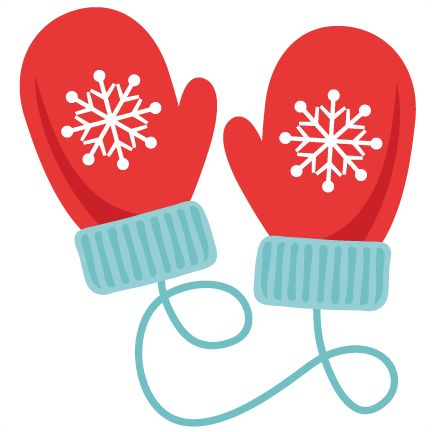 Winter Mittens Clipart at GetDrawings | Free download