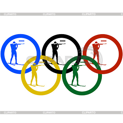 400x400 Ring Clipart Winter Olympics 3857300