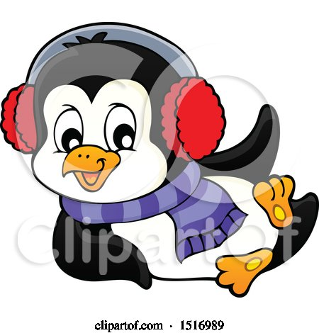 450x470 Royalty Free Penguin Illustrations By Visekart Page 1