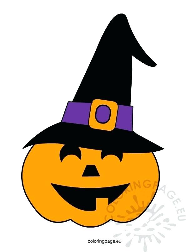 595x804 Witch Hat Coloring Page Winter Hat Coloring Page Scarecrow Hat