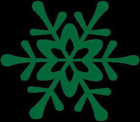 286x250 Winter Snowflake Clip Art Clip Art