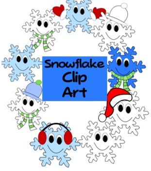 311x350 Winter Snowflakes Clip Art Clipart Panda
