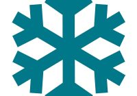 200x140 Snowflake Clipart Winter Snowflake Clip Art Graphic Images