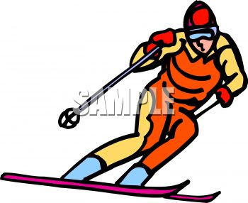 Winter Sports Clipart