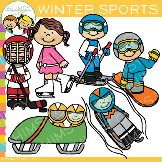 550x550 Sports Clip Art , Images Amp Illustrations Whimsy Clips