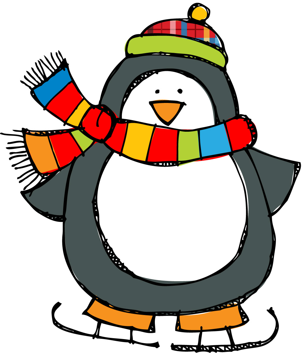 Winter Themed Clipart