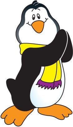 235x406 Penguin Clapping.jpg De Carson