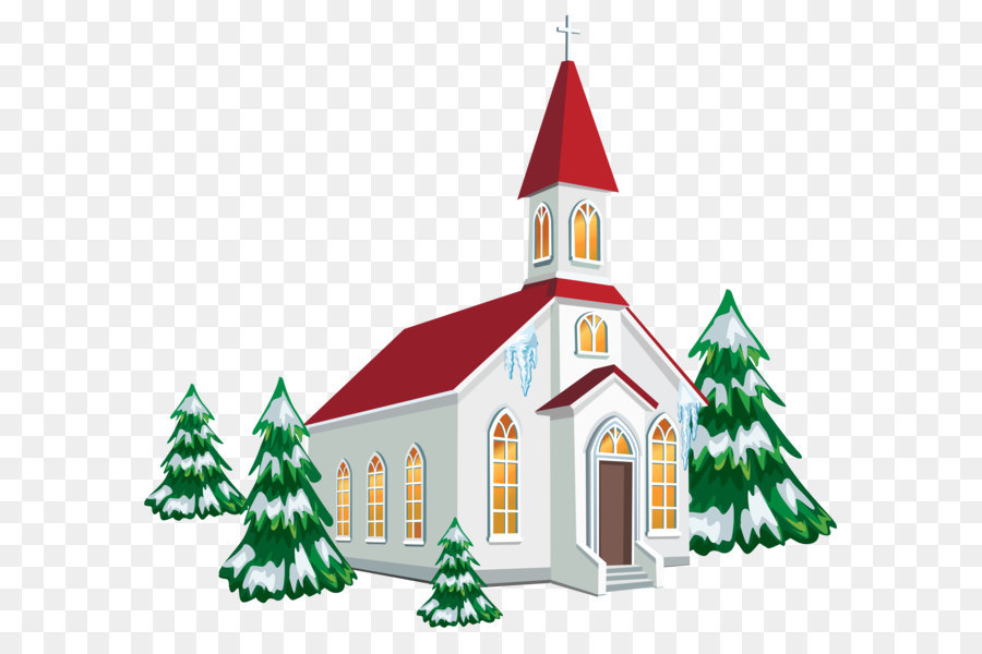 900x600 Christmas Church Service Clip Art