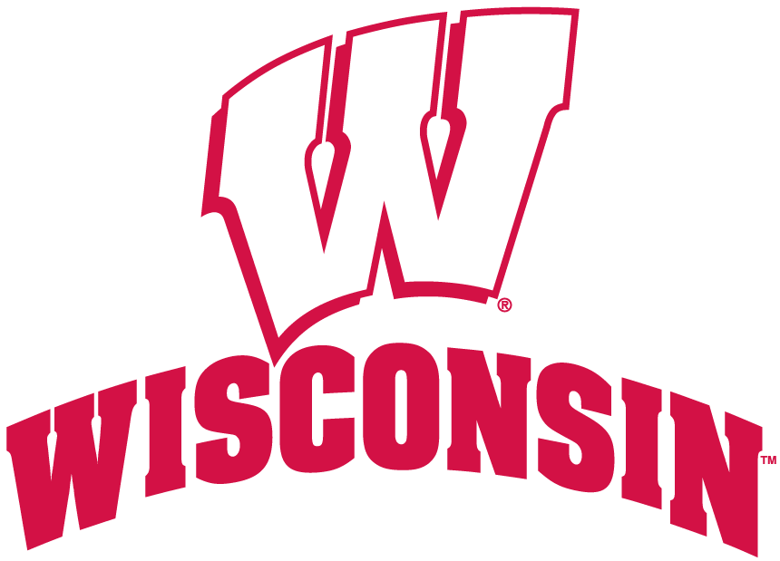 860x619 Wisconsin Badger Logo Clip Art