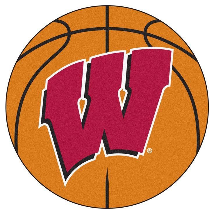 736x736 Wisconsin Basketball Clipart