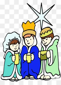 260x360 Biblical Magi Epiphany We Three Kings Clip Art