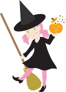 217x300 Free Witch Clipart Image 0071 0907 3109 5009 Halloween Clipart