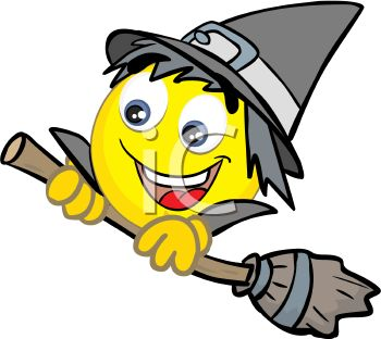 350x312 Royalty Free Cliprt Image Smiley Character Dressed Up Like