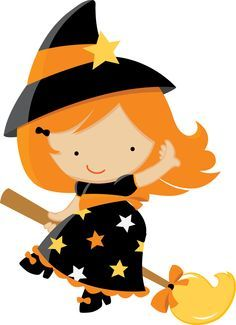 236x325 Little Witch Clipart