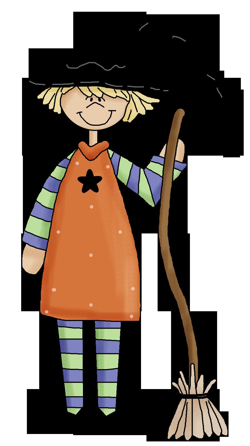 874x1559 Kids Witch Clip Art